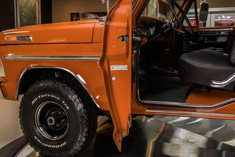 1971 Ford F100 72