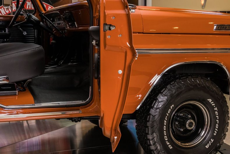 1971 Ford F100 82