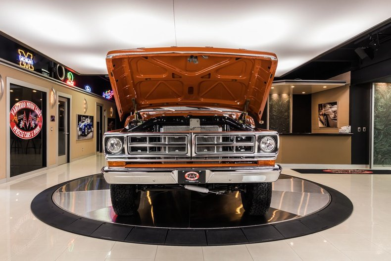 1971 Ford F100 93