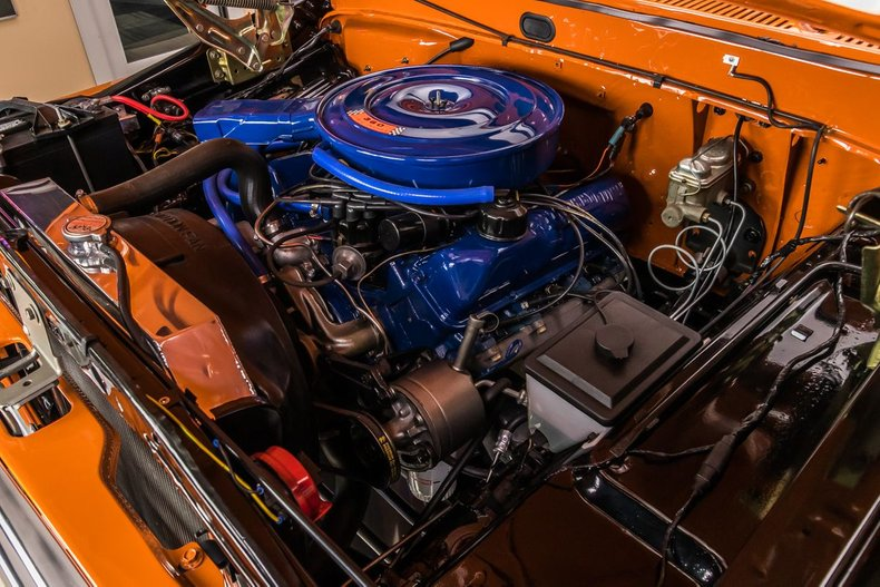 1971 Ford F100 98