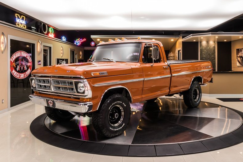 1971 Ford F100 100