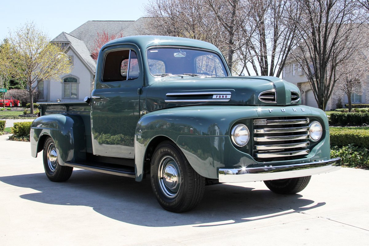 1948 Ford F1 | Classic Cars for Sale Michigan: Muscle ...