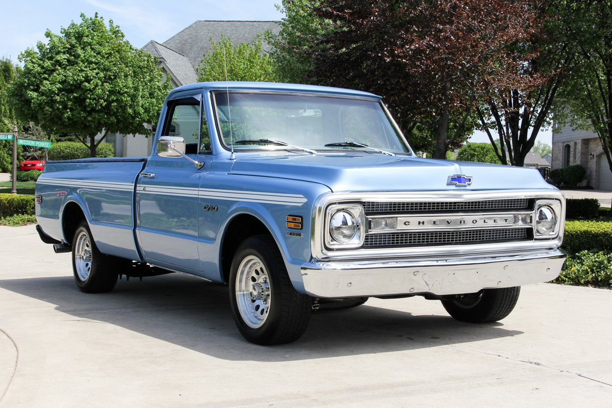 For Sale 1969 Chevrolet C10