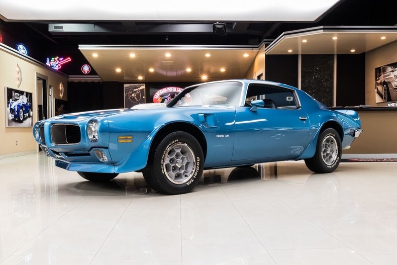 1971 Pontiac Firebird For Sale