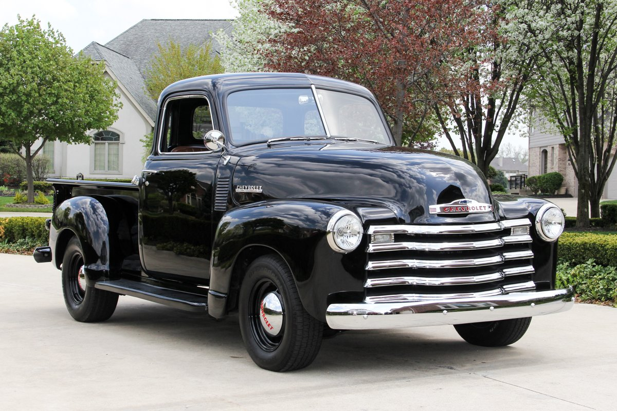 1950 Chevrolet 3100 Classic Cars For Sale Michigan Muscle Old Cars Vanguard Motor Sales