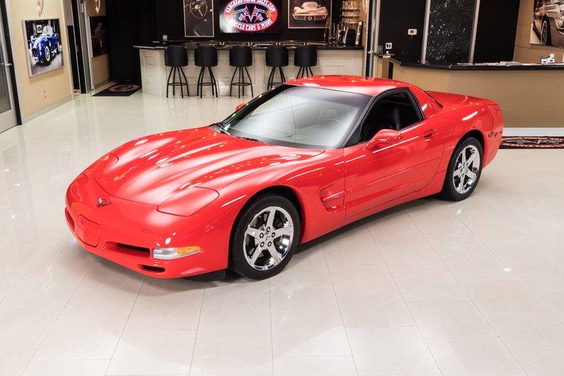 1999 Chevrolet Corvette 5