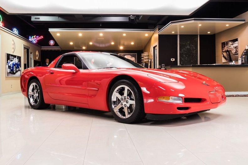 1999 Chevrolet Corvette 8