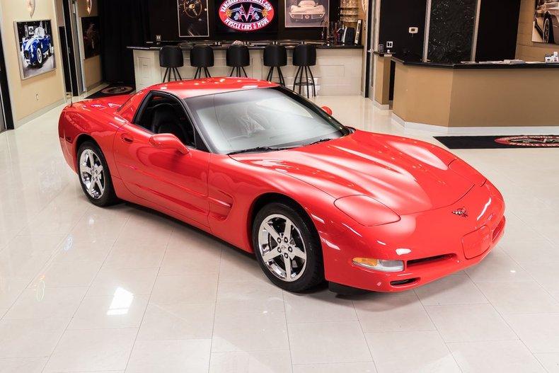 1999 Chevrolet Corvette 9
