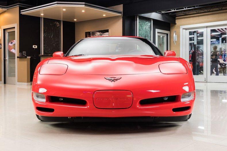 1999 Chevrolet Corvette 6