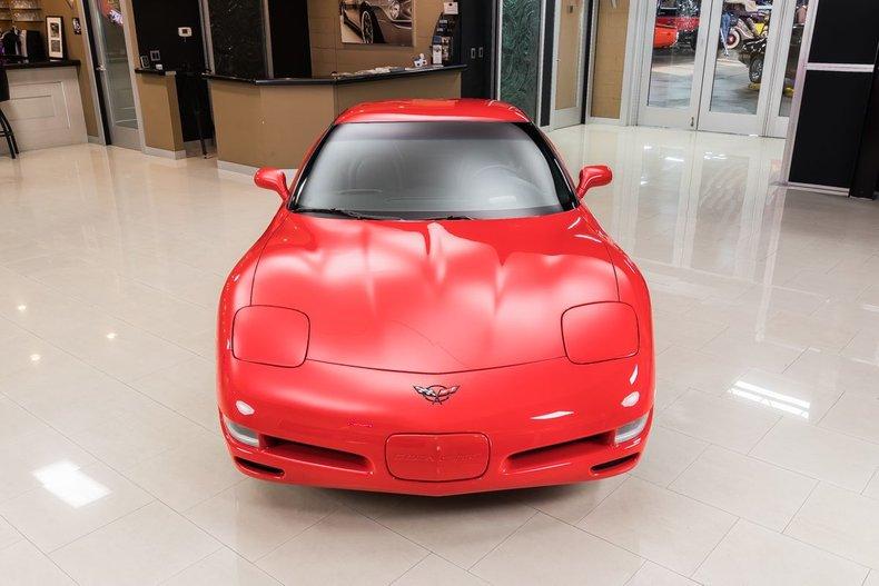 1999 Chevrolet Corvette 7