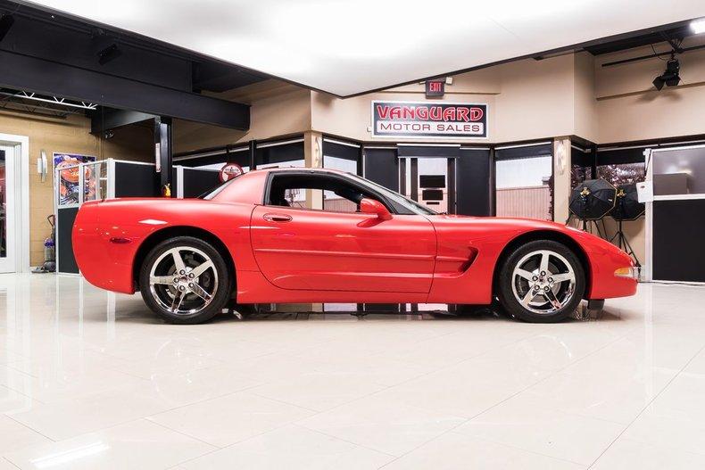 1999 Chevrolet Corvette 10