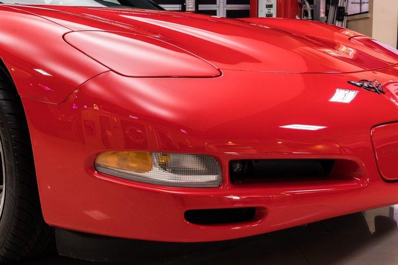 1999 Chevrolet Corvette 20