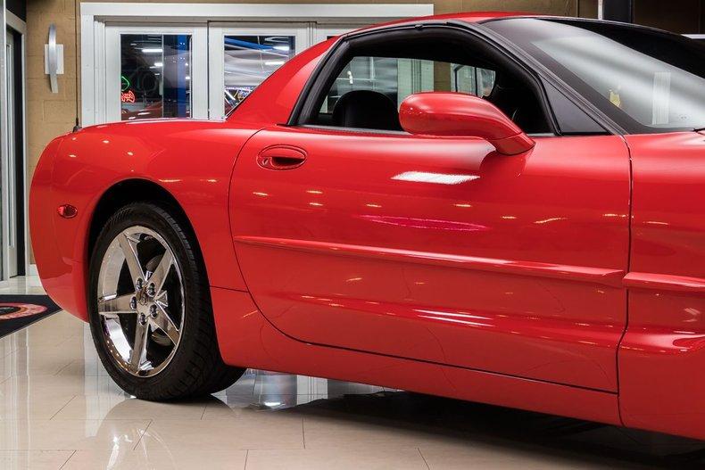 1999 Chevrolet Corvette 21