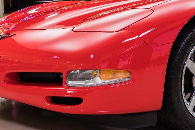 1999 Chevrolet Corvette 29
