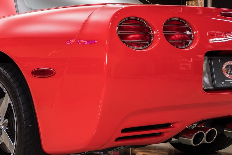 1999 Chevrolet Corvette 34