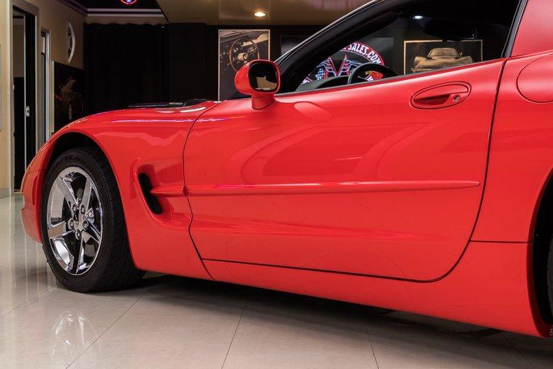 1999 Chevrolet Corvette 35