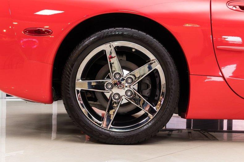 1999 Chevrolet Corvette 47