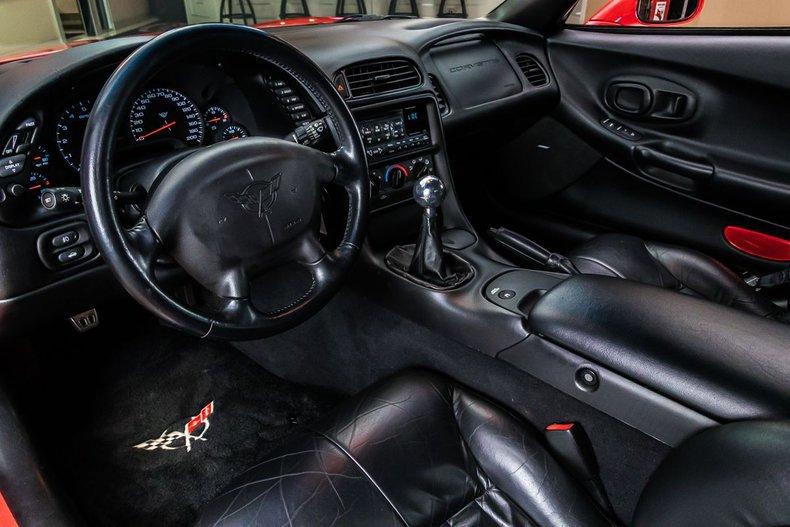 1999 Chevrolet Corvette 55