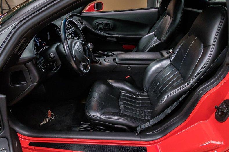 1999 Chevrolet Corvette 56