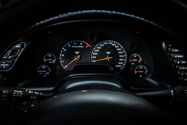 1999 Chevrolet Corvette 58