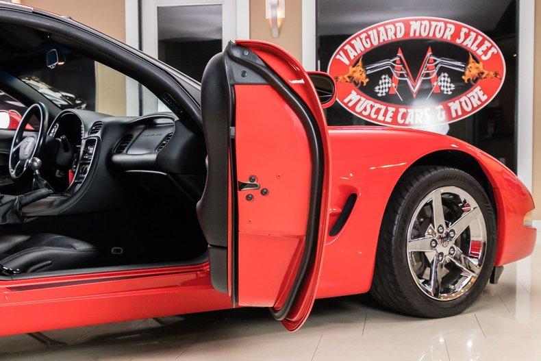1999 Chevrolet Corvette 62