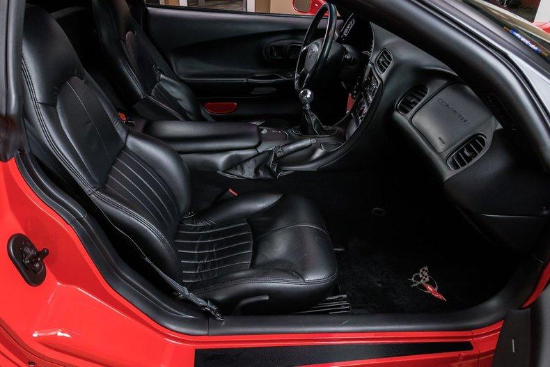 1999 Chevrolet Corvette 66