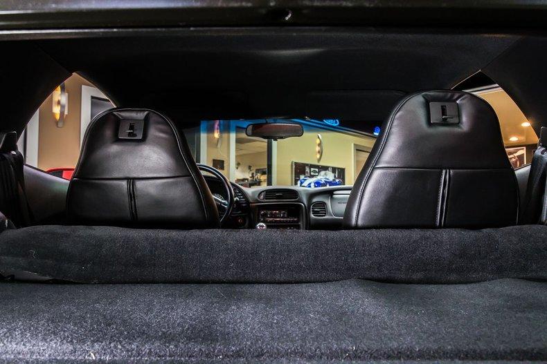 1999 Chevrolet Corvette 74