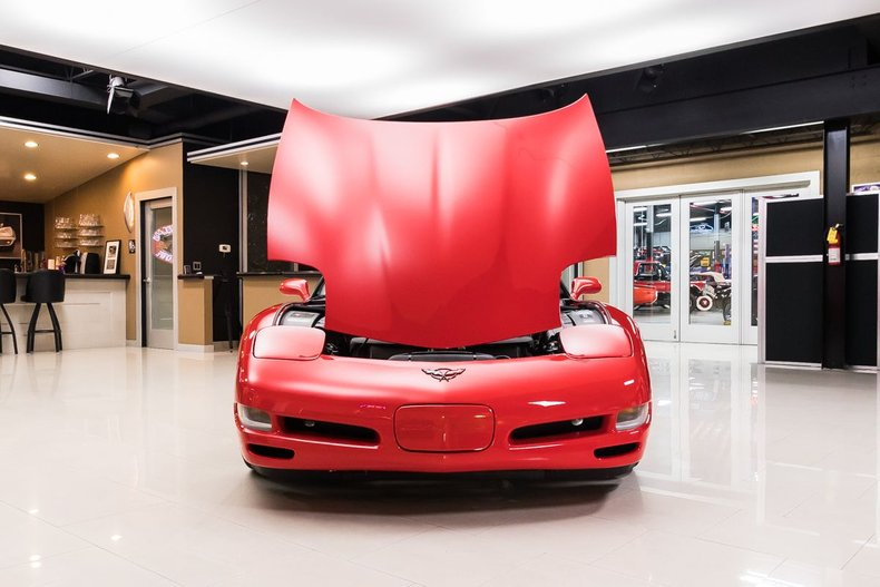 1999 Chevrolet Corvette 76