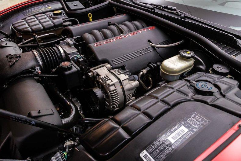 1999 Chevrolet Corvette 78