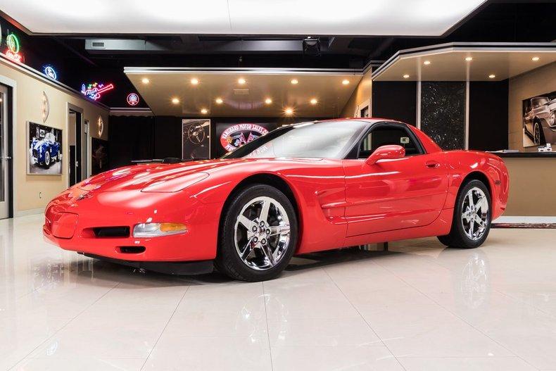 1999 Chevrolet Corvette 99
