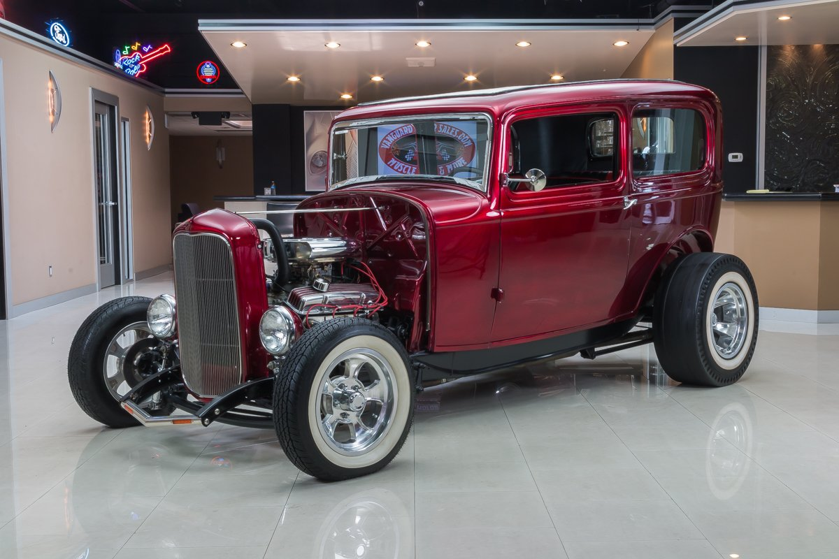 1932 Ford Tudor | Classic Cars for Sale Michigan: Muscle