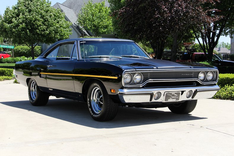 1970 Plymouth Road Runner Classic Cars For Sale Michigan