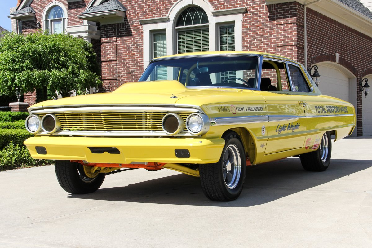 1964 Ford Galaxie   Classic Cars for Sale Michigan: Muscle & Old