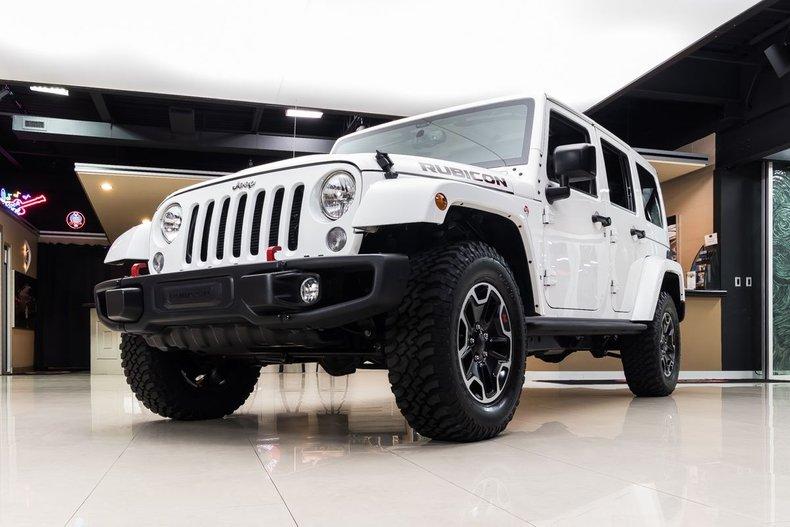 2016 Jeep Wrangler 16