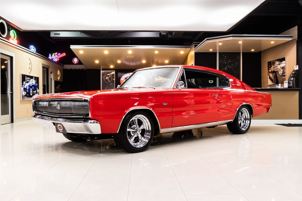 For Sale 1966 Dodge Charger
