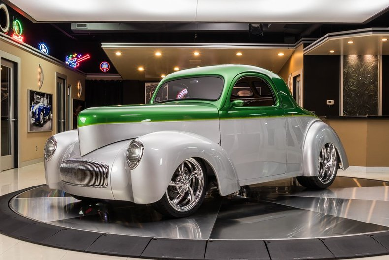 1941 Willys Coupe 5
