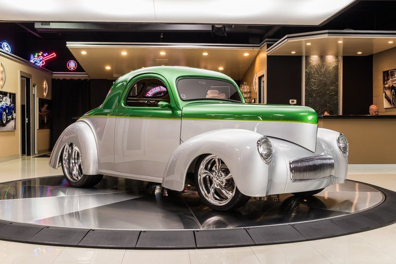 1941 Willys Coupe 12