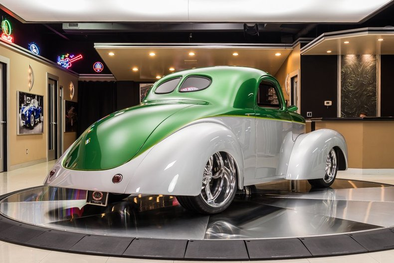 1941 Willys Coupe 15