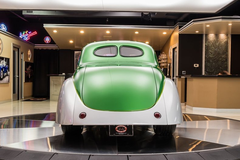1941 Willys Coupe 17