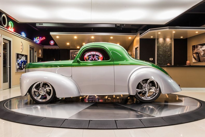 1941 Willys Coupe 21