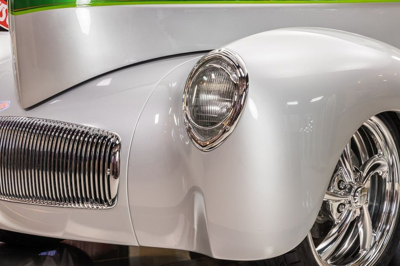 1941 Willys Coupe 33