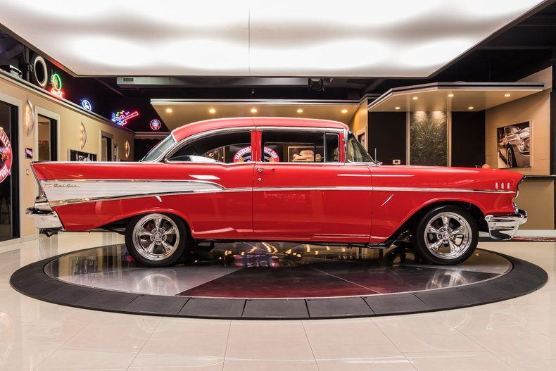 1957 Chevrolet Bel Air 29
