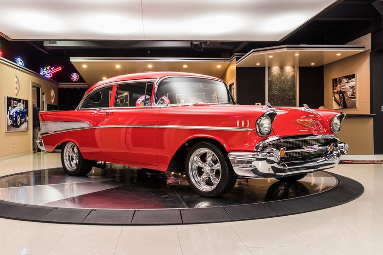 1957 Chevrolet Bel Air 27