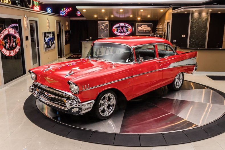 1957 Chevrolet Bel Air 24