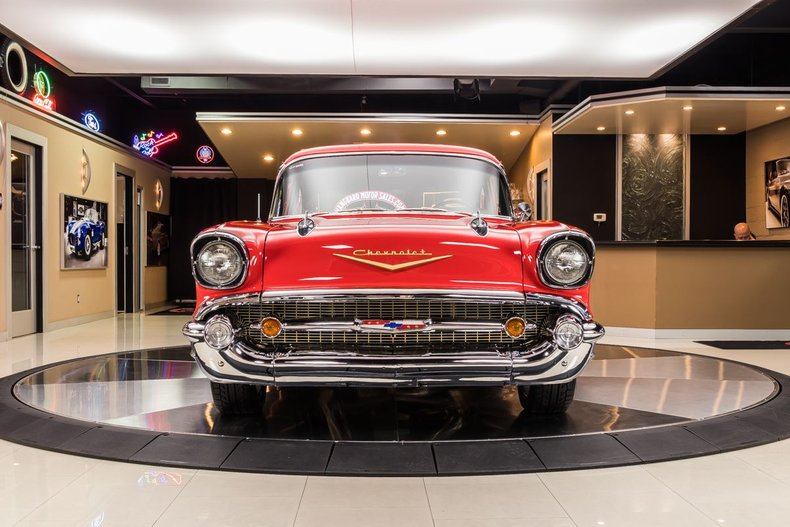 1957 Chevrolet Bel Air 26