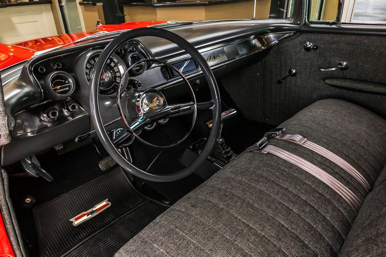 1957 Chevrolet Bel Air 22