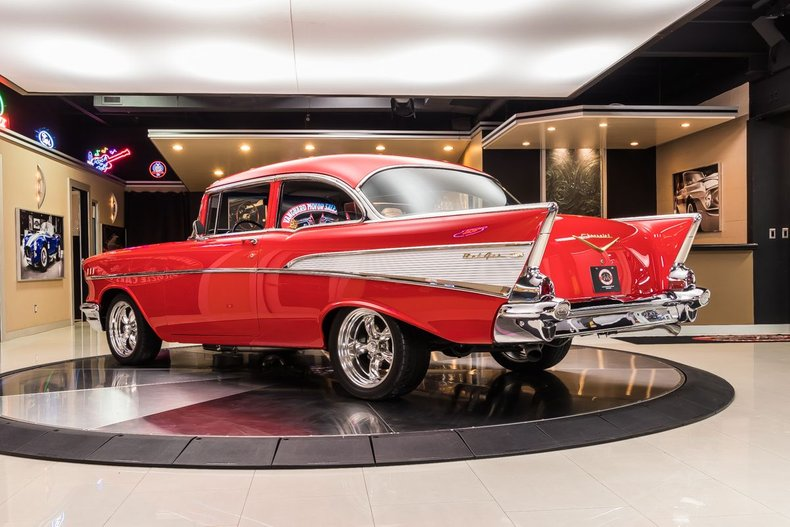1957 Chevrolet Bel Air 34