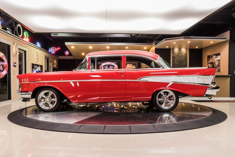 1957 Chevrolet Bel Air 36