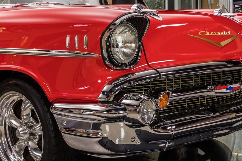 1957 Chevrolet Bel Air 38