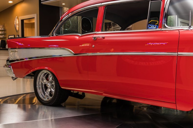 1957 Chevrolet Bel Air 39